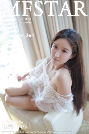 [MFStar] 2018.12.03 VOL.166 Jennanni_Jen